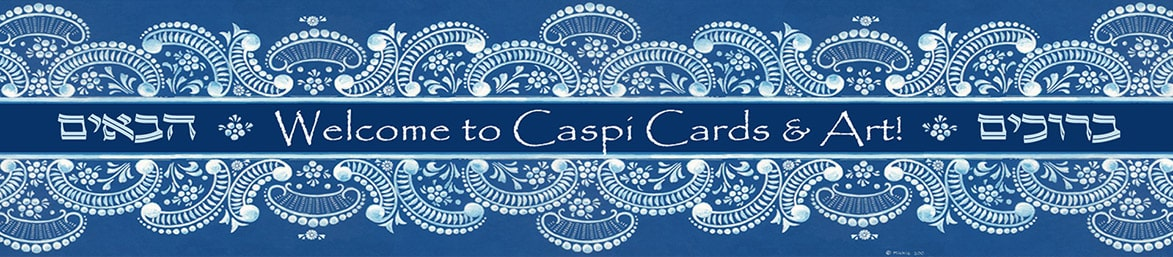 Welcome to Caspi Cards and Art