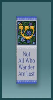 Wander Car Mezuzah by Mickie Caspi