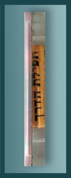 Car Mezuzah Traveler Prayer side view
