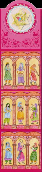 Women of the Bible Boookmark