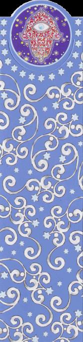 Hamsa Bookmark by Mickie Caspi