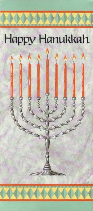 Hanukkah Money Holder