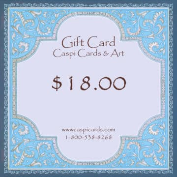 $18 Gift Card