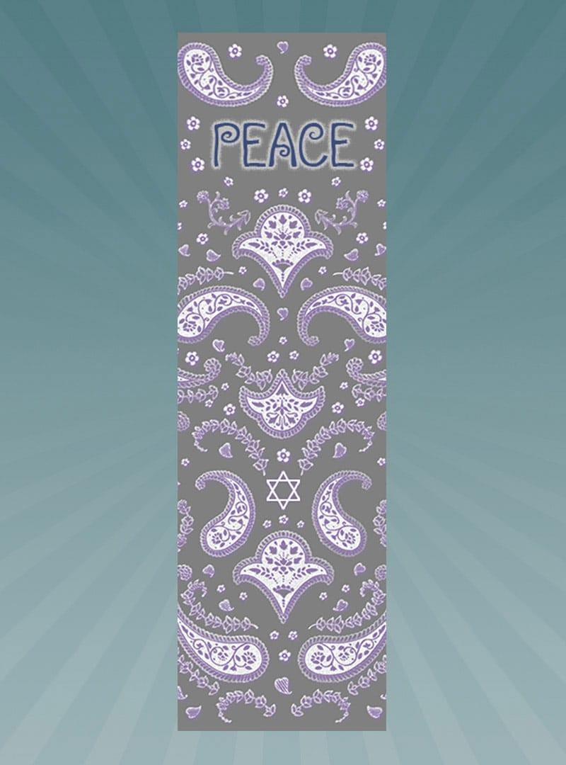 CM186 Peace Car Mezuzah by Mickie Caspi