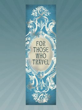 CM187 For Those Who Travel Car Mezuzah by Mickie Caspi
