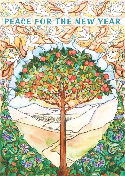New Year Tree of Life